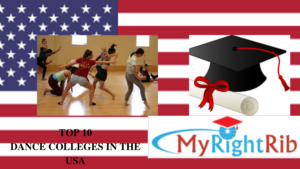 TOP 10 DANCE COLLEGES IN THE USA