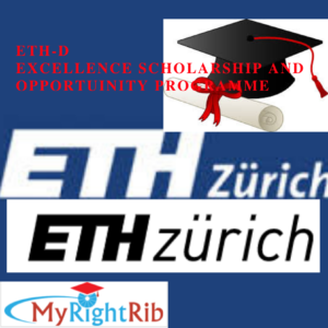 ETH-D EXCELLENCE SCHOLARSHIP AND OPPORTUINITY PROGRAMME
